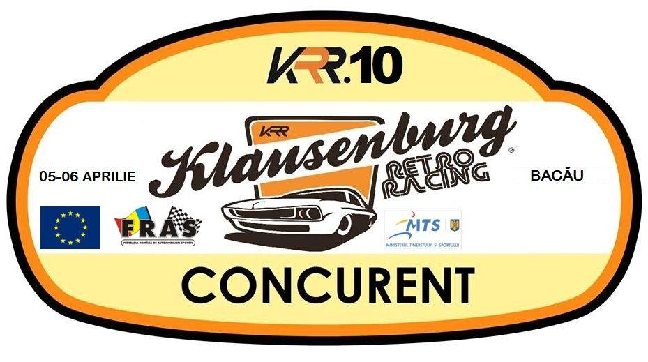 Klausenburg Retro Racing Editia a X-a Bacau