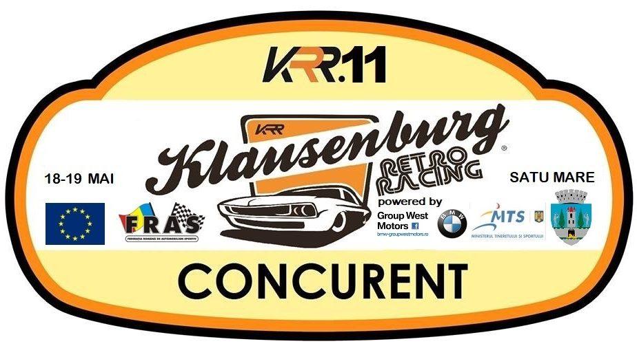 Klausenburg Retro Racing Editia a XI-a Satu Mare